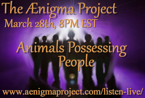 Animals Possessing People-Podcast